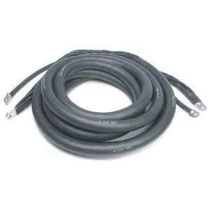 Coaxial Weld Power Cable (#1, Lug to Lug) - 100 ft (30.5 m)