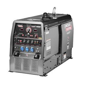 Fleet™ 400 Engine Driven Welder (Perkins®)