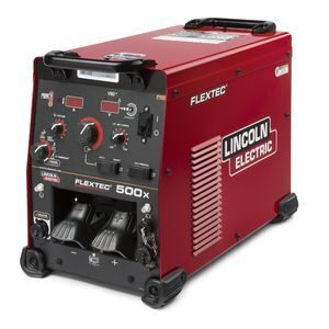 Flextec® 500X Multi-Process Welder